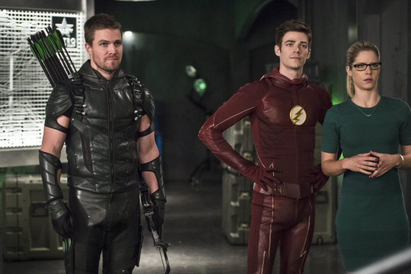 The Flash' Season 2 Spoilers: Team 'Arrow' Joins Barry In