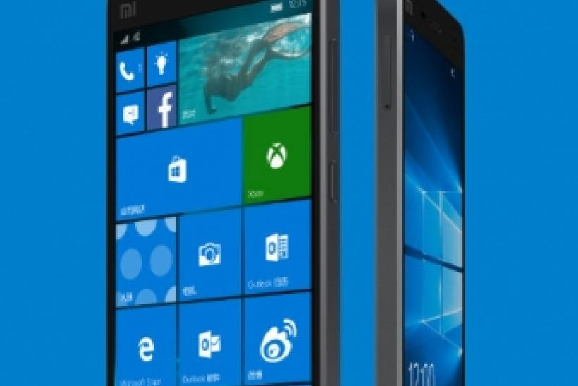 WIndows 10 Mobile ROM release date Dec