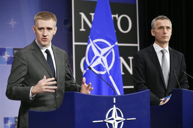 Montenegro NATO invite Russia reaction
