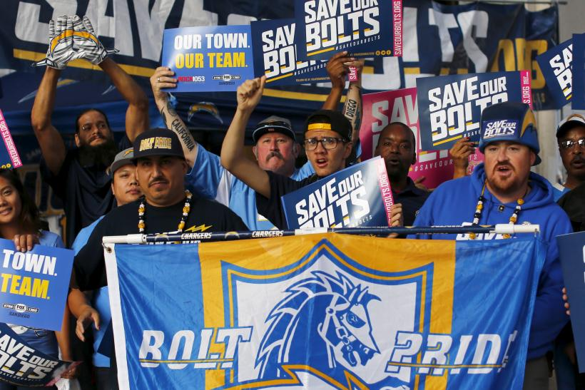 NFL Los Angeles Update: Raiders, Chargers, Rams Relocation ...