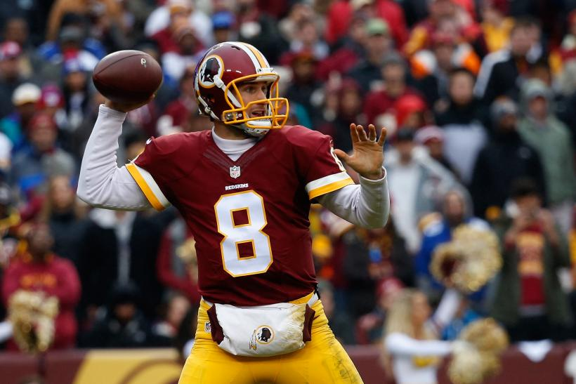 Kirk Cousins Washington Redskins