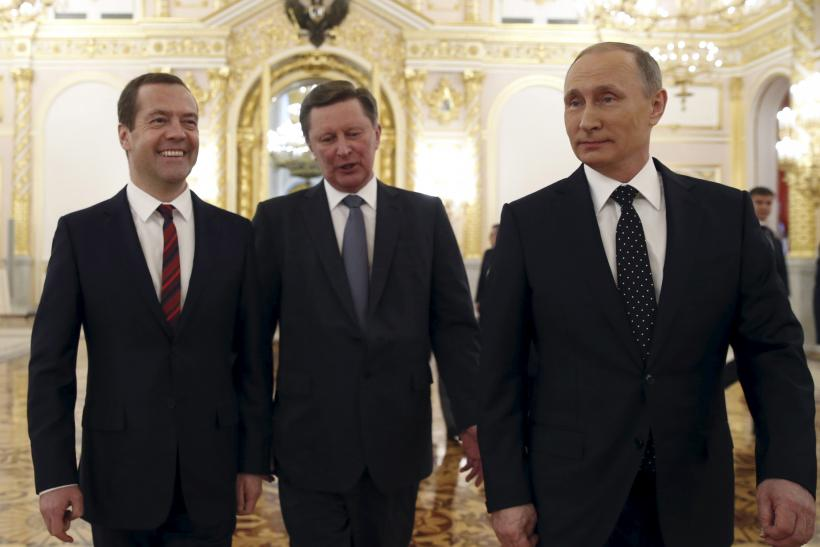 Russian leaders
