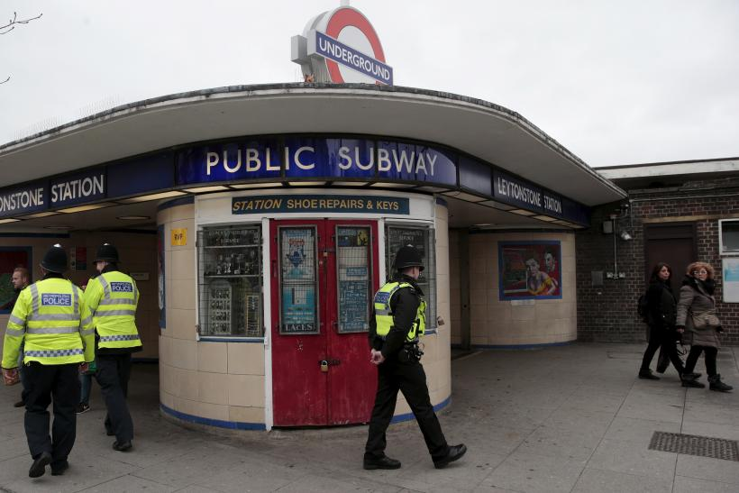 Leytonstone subway station attack