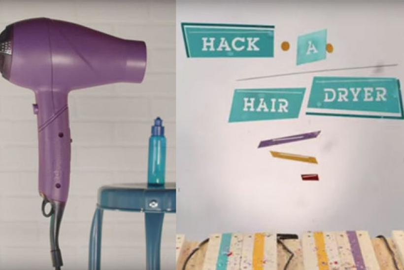 Hack A Hairdryer Cancelled