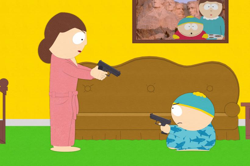 South Park Mitsubishi >> South Park Season 19 Spoilers Cartman And His Mom To Have
