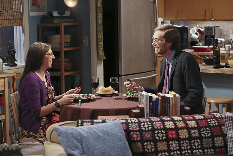 The Big Bang Theory Season 9 Spoilers Amy Gives Dave Another Chance In Episode 10 Sneak Peek Video