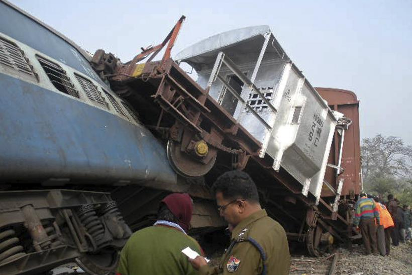 Jharkhand train accident