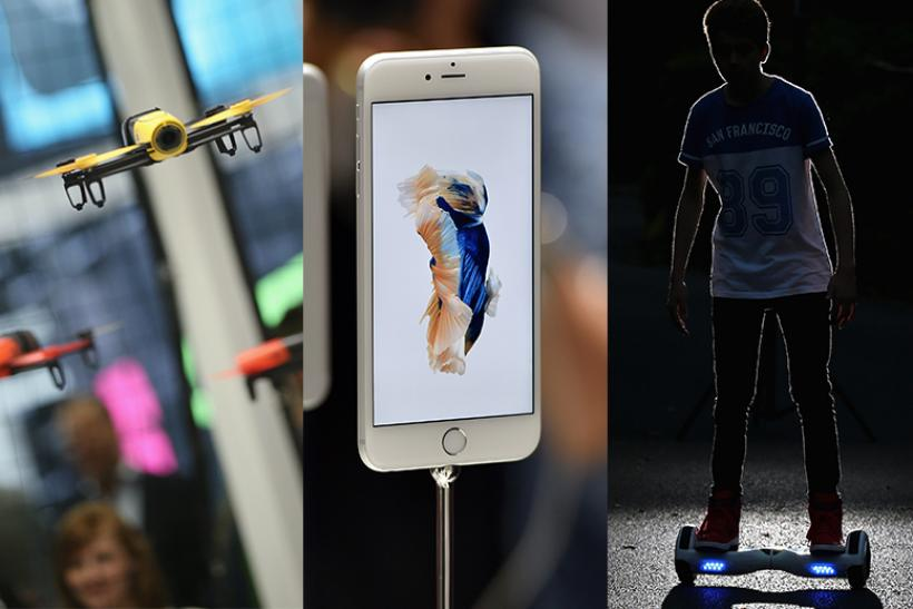 Best Tech Holiday Gifts 2015 From Smartphones To Hoverboards IBT Editors Br