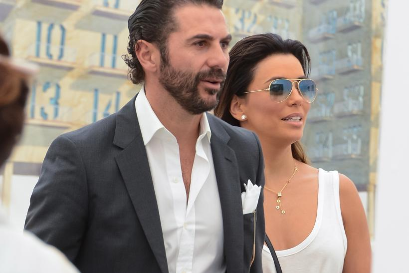 Eva Longoria, Jose Antonio Baston