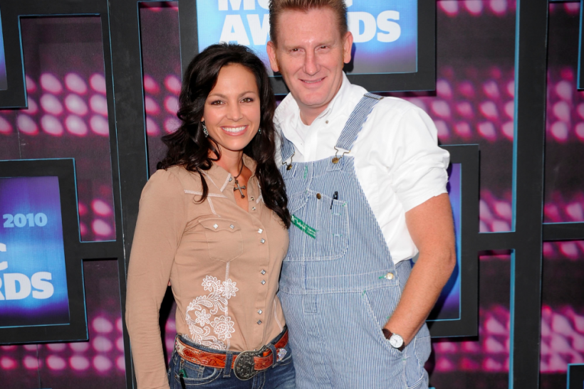Rory and Joey Feek