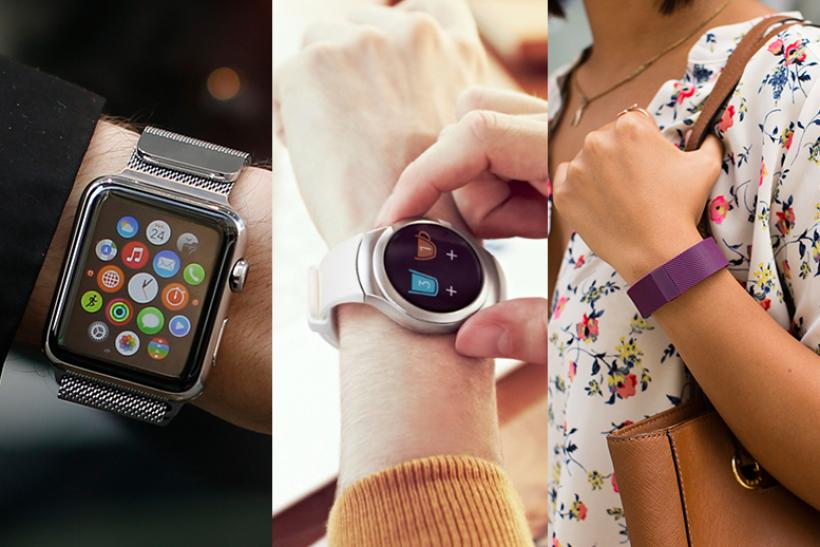 Best Smartwatches And Fitness Trackers Of 2015: From Apple ...