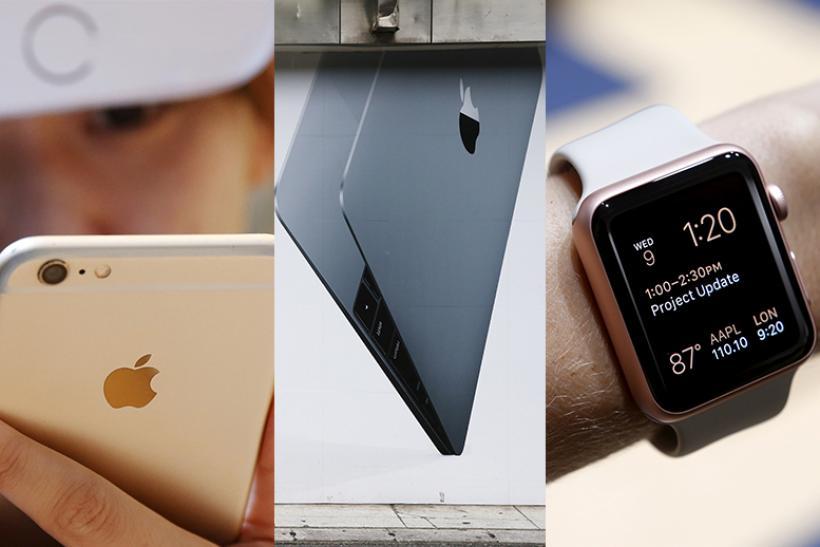 Apple Everything Holiday Gift Guide 2015