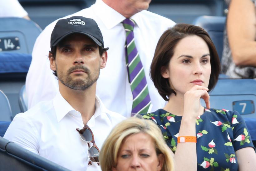 Downton Abbey Star Michelle Dockery Fiance Dead