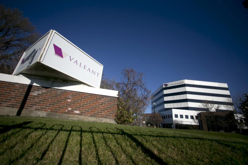 Valeant Surges on Drug Distribution Agreement With Walgreens