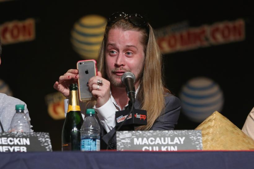 Macaulay Culkin DRYVRS web series