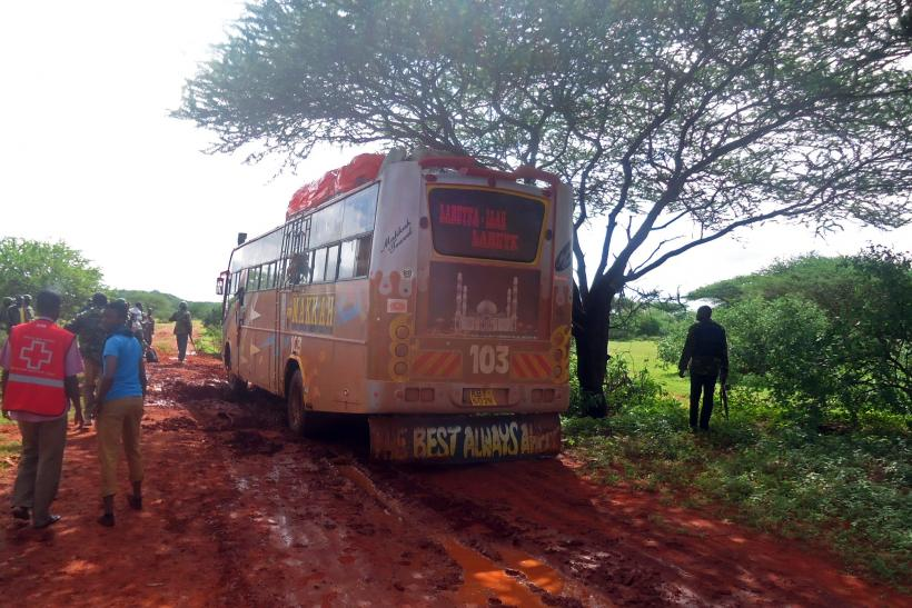 Al-Shabab bus attack