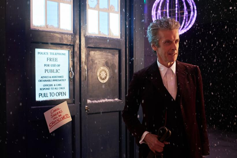 Doctor Who' Christmas Episode Will Be Shown In Theaters; How To ...