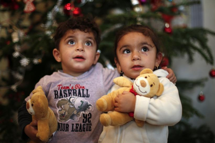 Christians In Middle East Share 'My Treedom' Christmas Celebrations