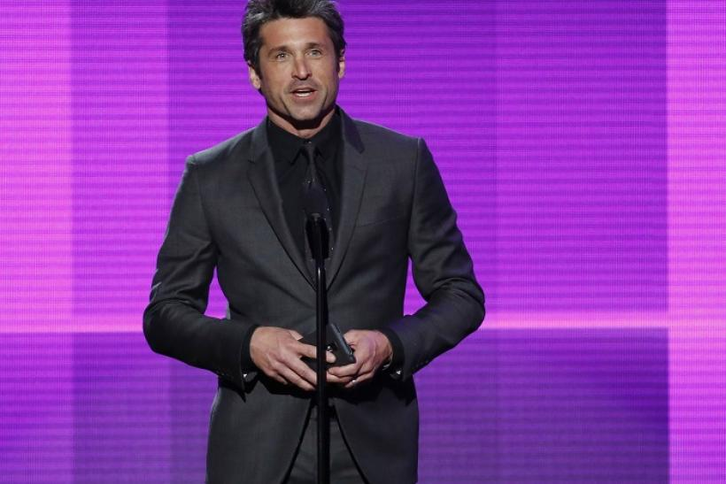 Patrick Dempsey Admits He Was Very Happy After Greys Anatomy