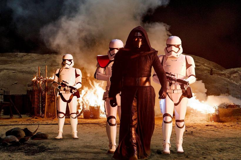 'Star Wars: The Force Awakens' Cast Salaries Revealed