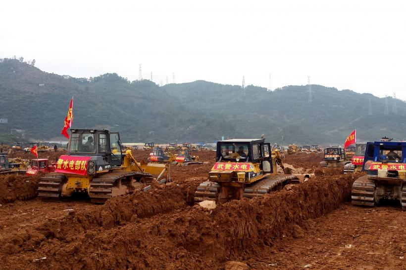 Arrest China Shenzhen landslide killed