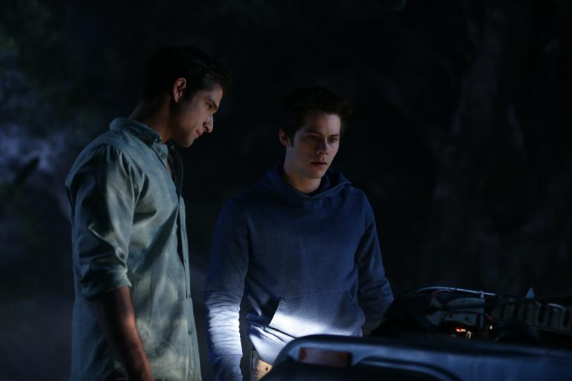 Teen Wolf Scott and Stiles