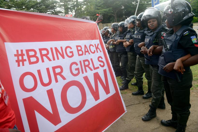 """Bring Back Our Girls"" protest"