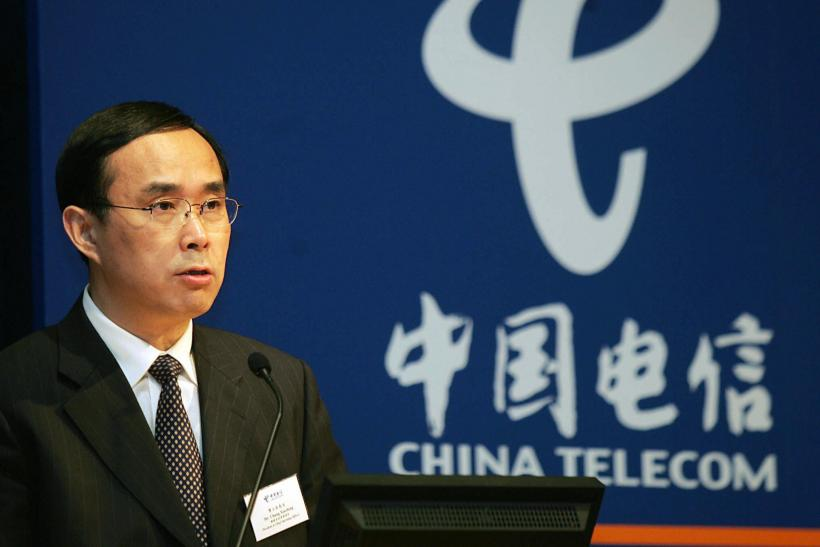 Chang Xiaobing resigns China Telecom