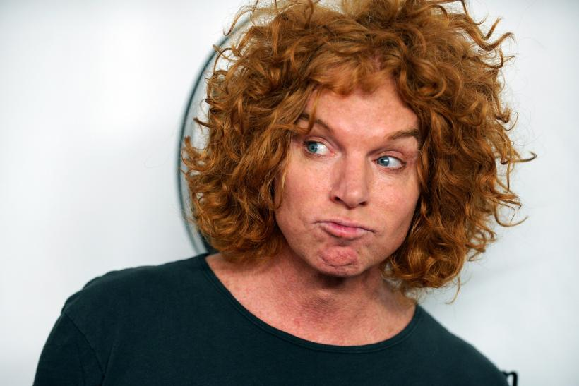 Carrot Top And Ethan Couch Comedian Trends On Twitter