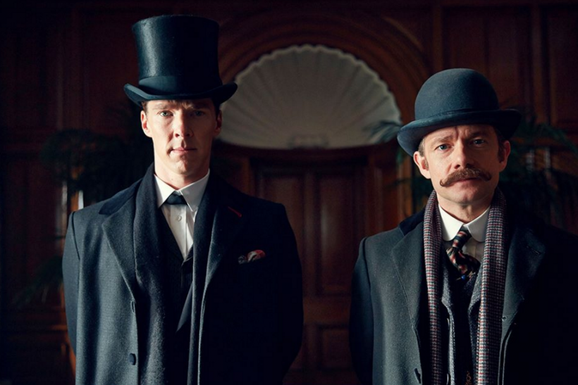 New Sherlock Teaser for