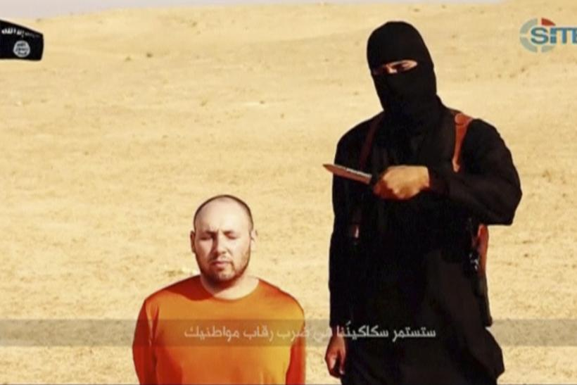 Jihadi John, Islamic State Group, Feb. 26, 2015