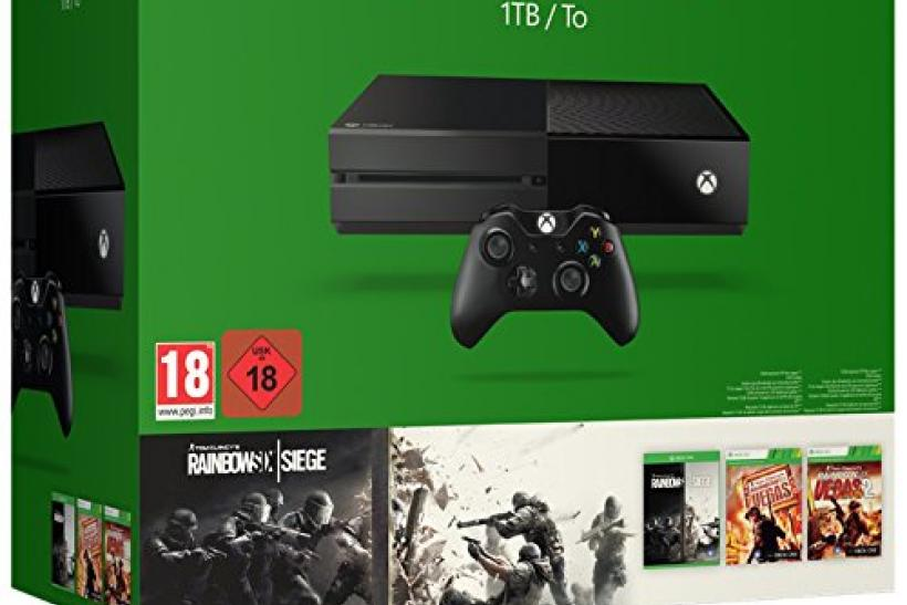 Two New Xbox One Bundles Will Be Available For The New Year