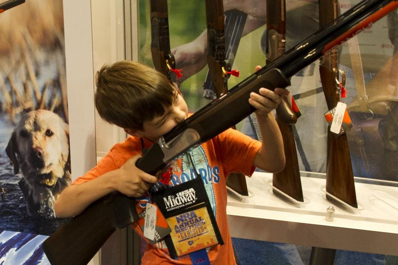 accidental gun deaths involving children are a major problem in the us