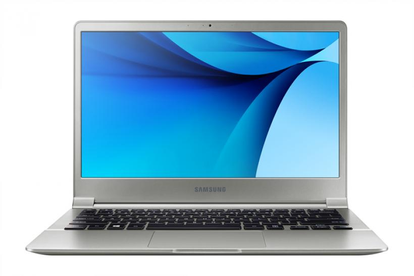 Samsung launches super-light Notebook 9 Series laptops