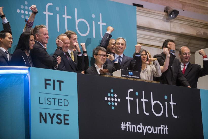 Fitbit Share Price Drop