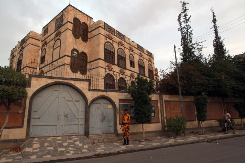 Iran embassy in Yemen