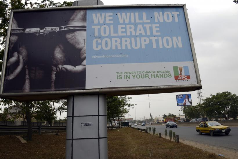 All Progressives Congress anti-corruption