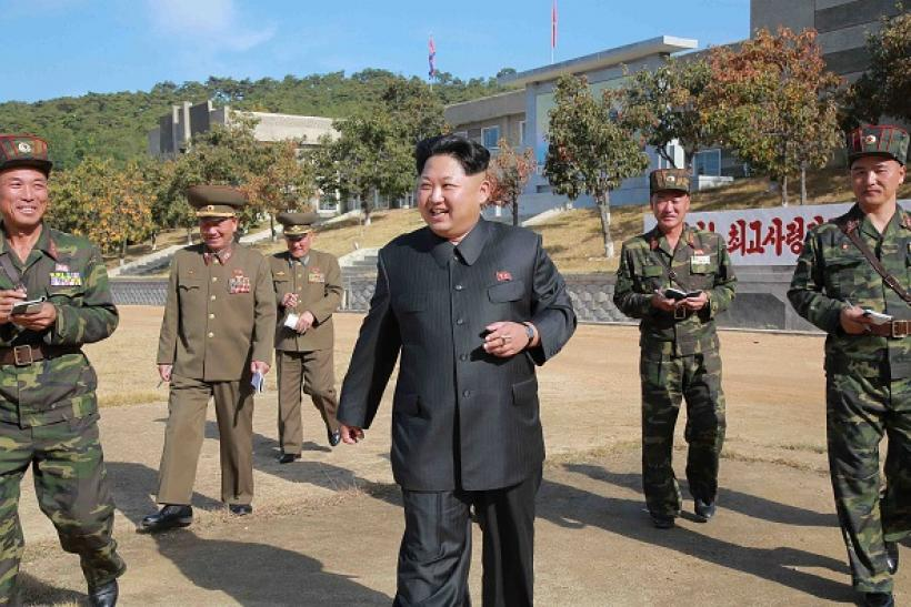 North Korean leader calls for bolstering nuclear capability