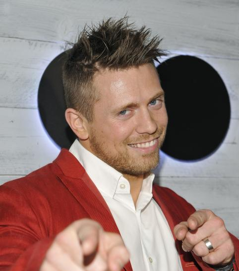 The Miz Joins Supernatural