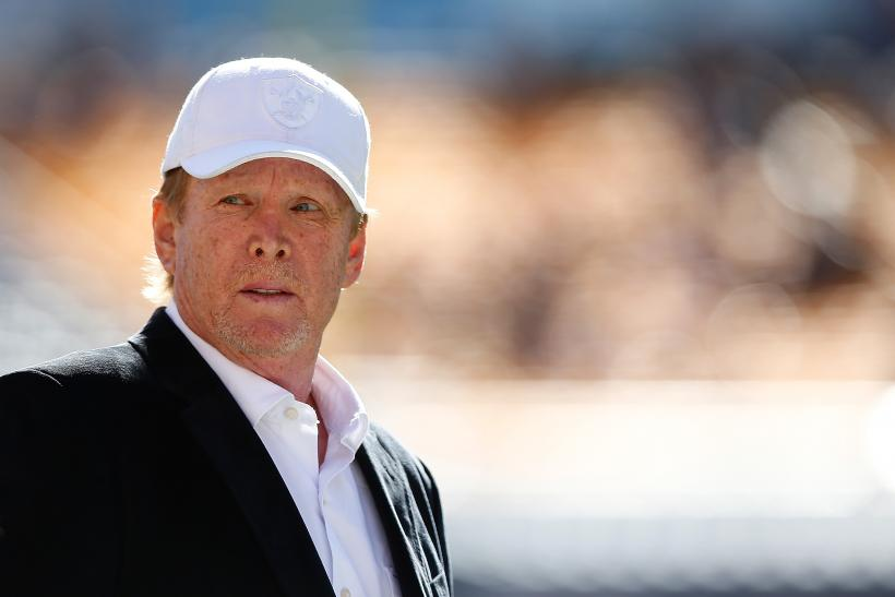 Mark Davis Oakland Raiders