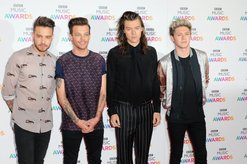 One direction band members