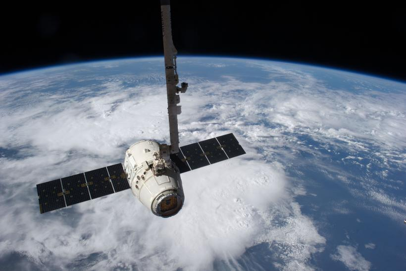 SpaceX Commercial Resupply Mission