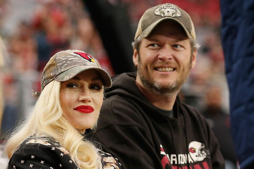 Gwen Stefani & Blake Shelton's Weekend Date with the Kids