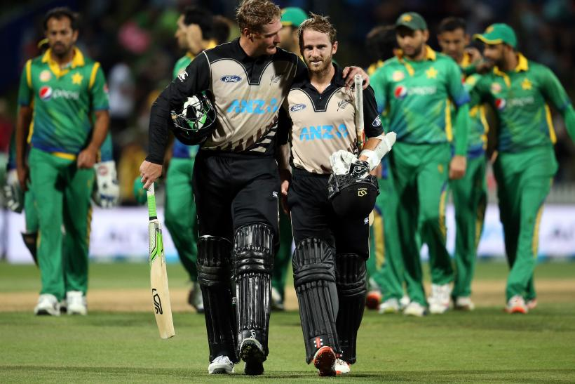 Martin Guptill and Kane Williamson, New Zealand cricket