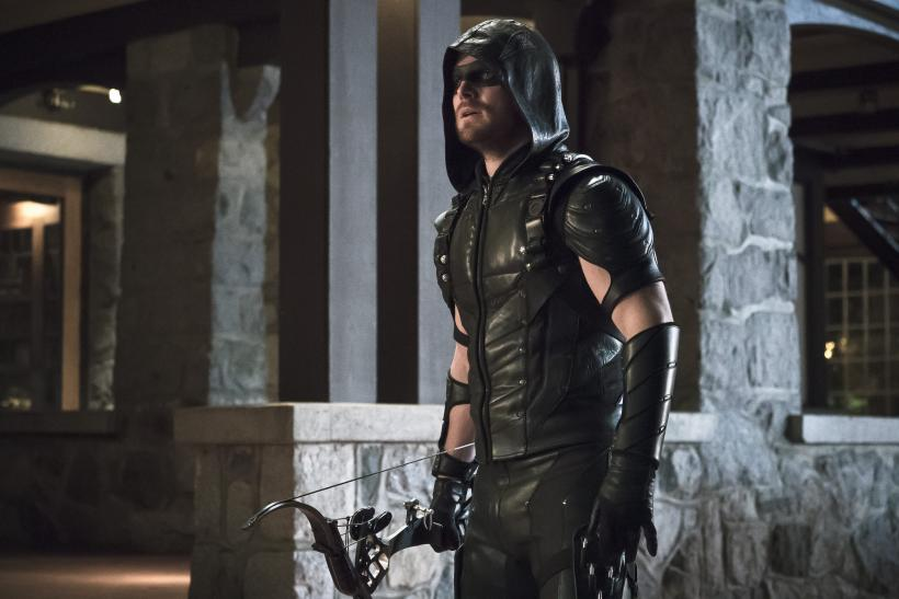 arrow season 4 spoilers episode 10 reveals more about who