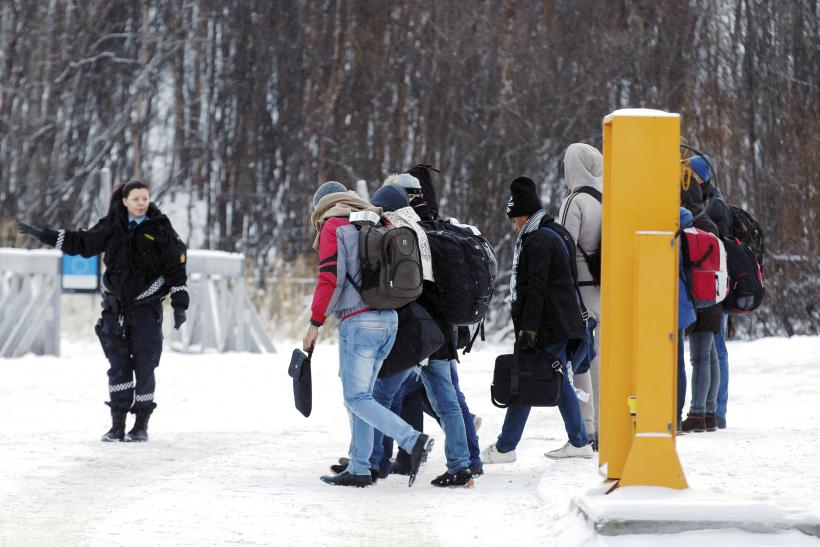 Norway refugees