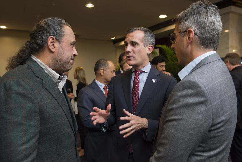 eric garcetti la mayor 2016