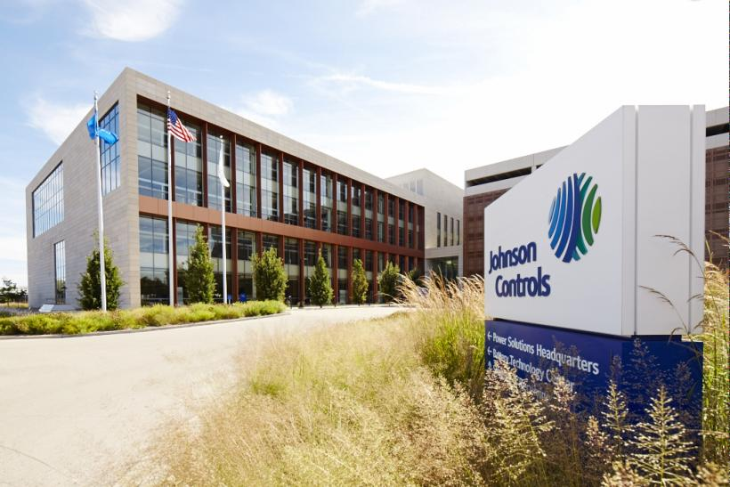 Johnson-Controls-HQ