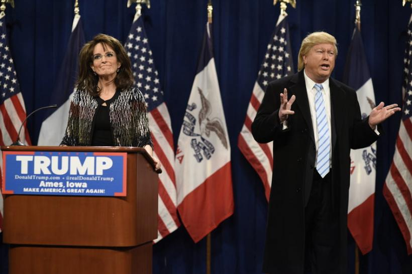 SNL Tina Fey Sarah Palin video