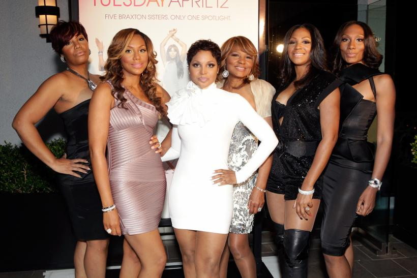 Toni Braxton Lifetime Movie: Tamar, Towanda And Traci Braxton React To Unbreak My Heart Biopic